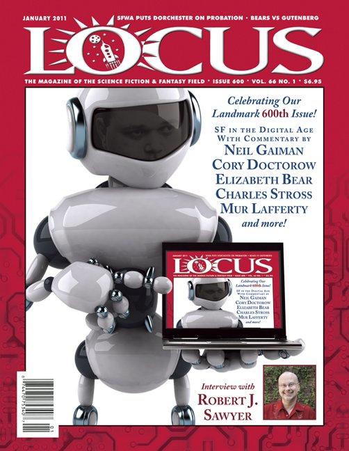 Locus magazin