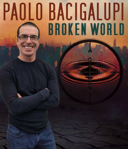 Paolo Bacigalupi THE WINDUP GIRL 1st Ed / 1st Print ~ Hardcover ~ Hugo / Nebula